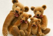 Bears and other cuddlies