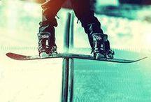 snowboard - <3
