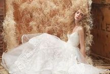 Wedding: Dress Inspiration / wedding dress inspiration for brides to be (or just to see pretty dresses)