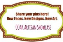 SHARING with OOAK Artisan Showcase Members / A board where all members of OOAK Artisan Showcase can share - New Faces. New Designs. New Art.  ::   To be added to this board as a collaborator, complete this short form - https://1.shortstack.com/SNhlxX    (See pin below!) ::  Cross promotion is near and dear to our heart so we ask that you please like and pin fellow artists' work when you post your own. Share your friends' work as well!  -   Thanks!