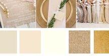 Colour Pallets / gorgeous colour combinations