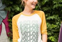 Baylor Apparel for Women / Baylor women have their own approach to green and gold apparel, and deserve to be recognized for such.