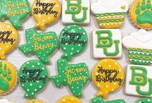 Baylor Parties, Tailgating & Recipes / Ideas for Baylor tailgating, birthday and graduation parties, baby showers, wedding receptions, and whatever else needs a big dose of sic 'em.