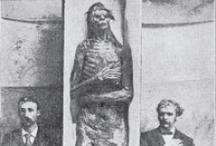 """Nephilim Giants Remains  / Did a race of giant Nephilim once roam the Earth? Discover that Genesis was correct when it states, """"There were giants in the earth in those days..."""" / by Fritz Zimmerman"""