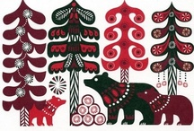 My Marimekko Xmas Dream List / My Marimekko Xmas is about minimalistic Scandinavian Christmas decorations and wish list items with snow white and traditional, christmasy red, but also with black and a hint of pink to make it more modern and fresh.