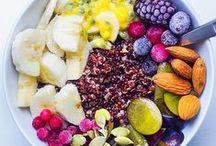 Food: Breakfast / Breakfast Recipes + ideas