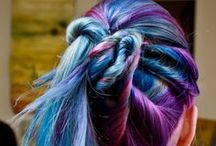 Beauty Likes + Ideas / And other hair styles i love