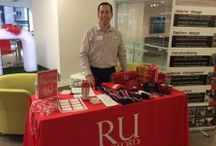RU Alumni Events / Stay up-to-date on upcoming Radford University Alumni events in your area! / by Radford University Alumni Association