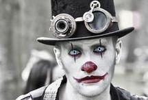 Carnival / Clowns, Cicrus, Carnival
