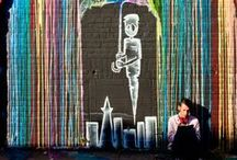 Street Expression / Sweet art from around the world