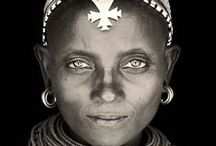 Worldly Faces / Cultures, Tribes, People. Faces from around this planet.