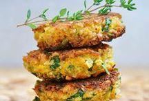 Food: Vegetarian + Vegan / Vegetarian main meal recipes and ideas