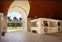 20 x 60 | Barns We Love / Absolutely beautiful horse barns.