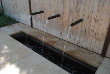 Vasche d'acqua/giochi d'acqua