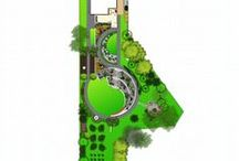DENDRONICA ogrody / Wizualizacje 3D ogrodów; Projekty ogrodów; 3D Garden Design; Landscaping; 3D visualization; Garden Ideas;