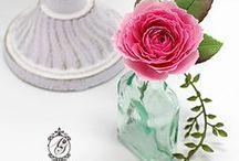 Clay Flowers Soka