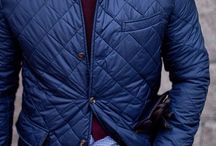 quilted / Menswear | Mensstyle | Mensfashion