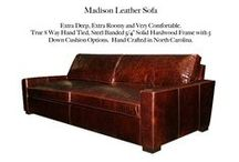 Madison / The Madison Leather Collection by Casco Bay Furniture...