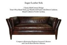 Jasper / The Jasper Leather Collection by Casco Bay Furniture...