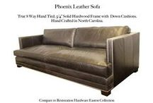 Phoenix / The Phoenix Leather Collection by Casco Bay Furniture...