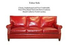 Tahoe / The Tahoe Leather Collection by Casco Bay Furniture...