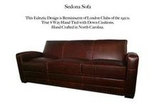 Sedona / The Sedona Leather Collection by Casco Bay Furniture...