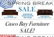 Casco Bay Furniture | ON SALE! / All of our best sales and promotions!