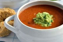 Food: Soups / Soup recipes and ideas