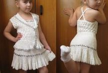 Babaruha - Baby clothes / Kézimunka