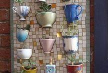 Mozaik - Mosaic / Kézimunka