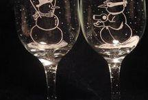 Üveg művészet - Glass art