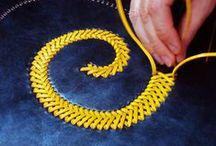 Hímzés öltések - Embroidery stitches