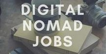 How Become a Digital Nomad / Inspiration and advice on how to become work location independant.  We share what works and what does not.