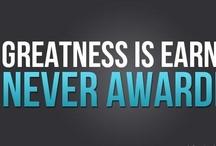 Achieve Greatness.