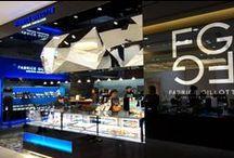 Les Boutiques Fabrice Gillotte / Découvrez les l'univers des boutiques Fabrice Gillotte à Dijon, Tokyo, Sapporo et Osaka.