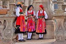 BELOS LUGARES / De todos, gostaria de conhecer Sintra - Portugal!