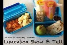 Lunchbox Show and Tell