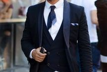 Stylish Suits For Men / Stylish suits for the sophisticated man.