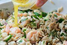Salad board