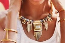 Statement Necklaces / Statement necklaces that make an impact.