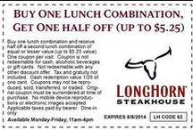 Longhorn steakhouse coupons / Longhorn steakhouse coupons 2014, printable coupon codes Want to have tasty and delicious meals there are many steak offers that come in low prices from smoky bacon sirloin to spicy jalapek cheddar sirloin.