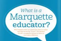 The Marquette Educator / Posts from the Marquette University College of Education blog