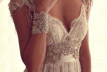 dresses / prom och gammeldans klänningar