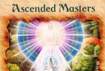 Angels & Ascended Masters / They are here, everywhere to help you.