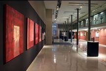 emociòns e erosiòns / Mostra di Renzo Bellanca, realizzata nel Museo d'Arte Contemporanea di Ourense. Centro Cultural Deputaciòn de Ourense (Galizia, Spagna).