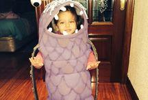 Disfraz de boo monster inc / Boo costume monster inc