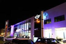 Concession BMW Venissieux 69 / Création d'une concession Bmw à Lyon Venissieux 69 11/2014