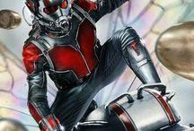 Marvel Comics / Characters I like both comic & movie