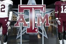 Texas A&M / Favorite Coaches, Players & Things about Texas A&M & their Sports Teams