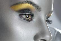 makeup by Daniel Puscau / makeup